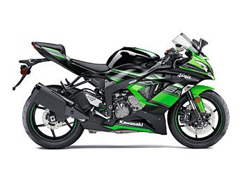 2017 Kawasaki Ninja ZX-6R for sale 200436444